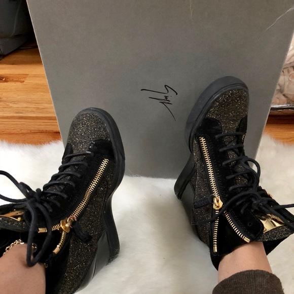 Giuseppe Zanotti Shoes   Black